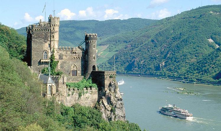 River Rhine Cruise