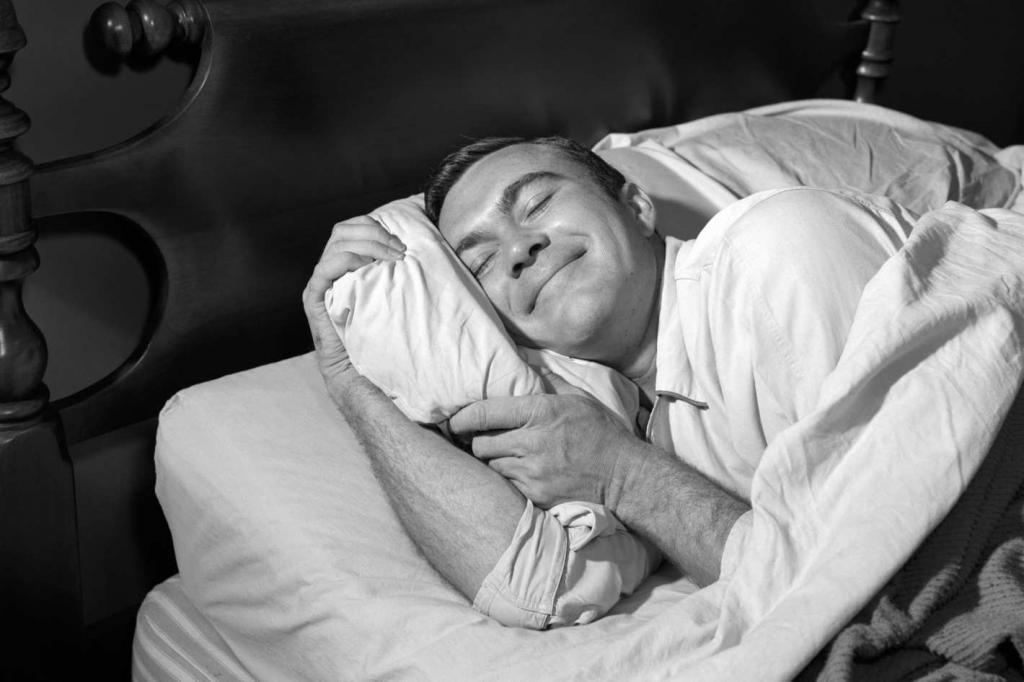 how much a person needs to sleep