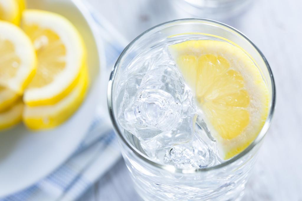 лимонад при камнях