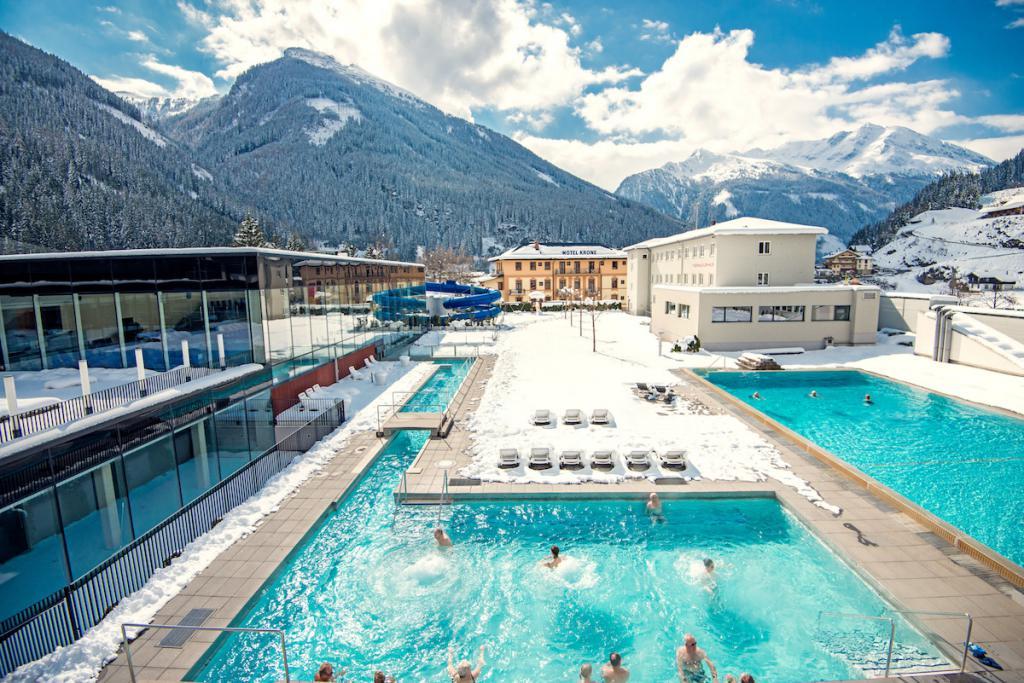 Thermal resorts in Austria near Vienna