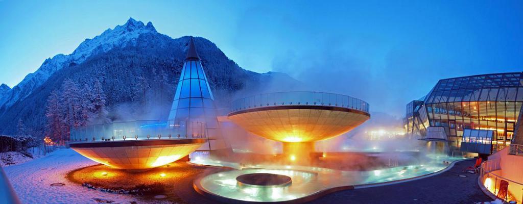 The best thermal spas in Austria
