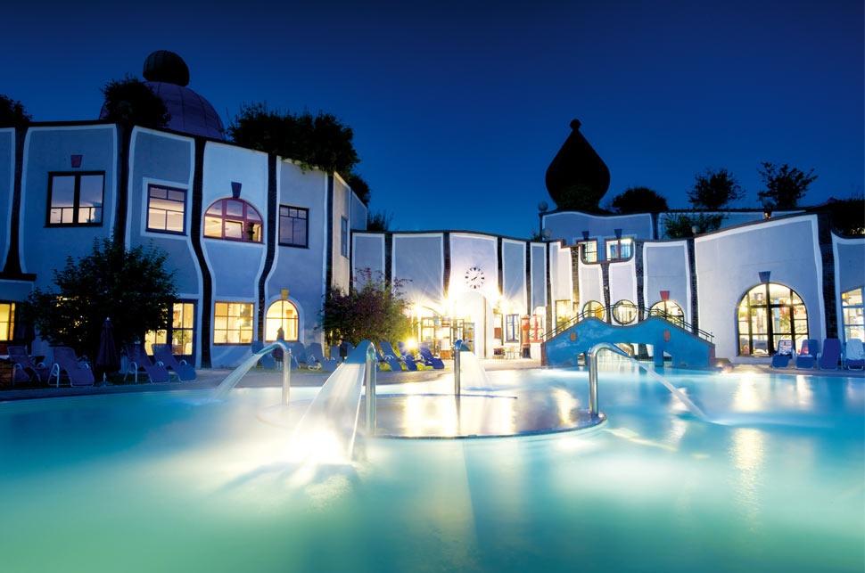 Austria Ski Thermal Resorts