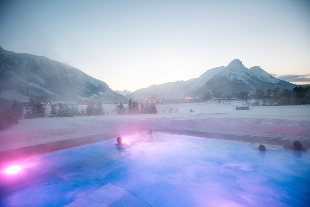 Thermal Resorts in Austria