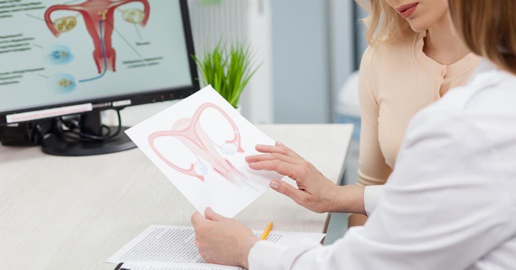 Рак женских органов симптомы 32