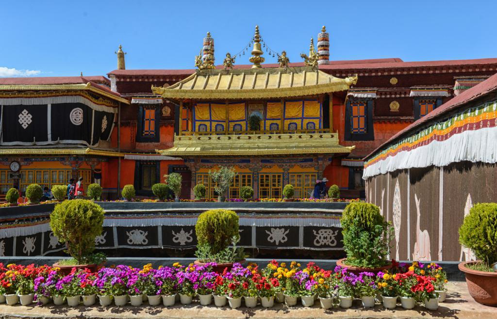 tibet attractions photo