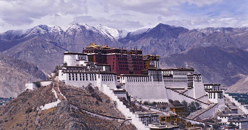 sights of tibet