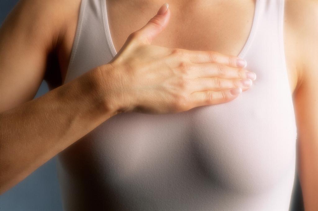 железистая гиперплазия молочных желез