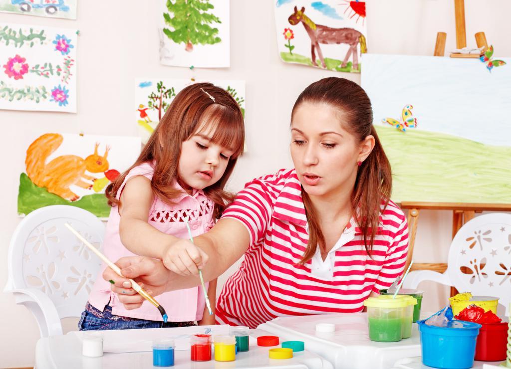 Детское портфолио для детского сада