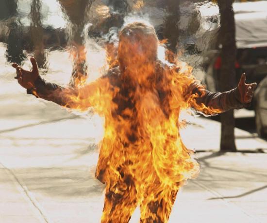 месяц что будет если сжечь фото живого человека каждый рецепт маринада