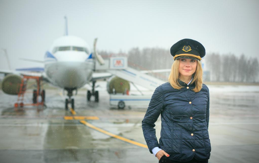Пилотессы России