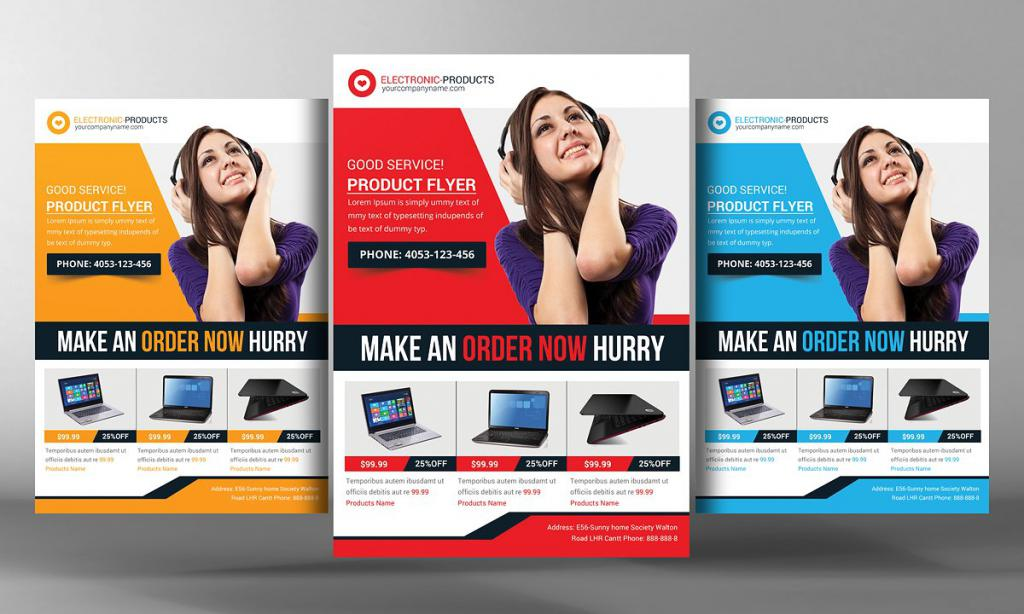 Electronics Advertising