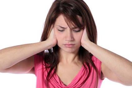 Лечение заложенности уха