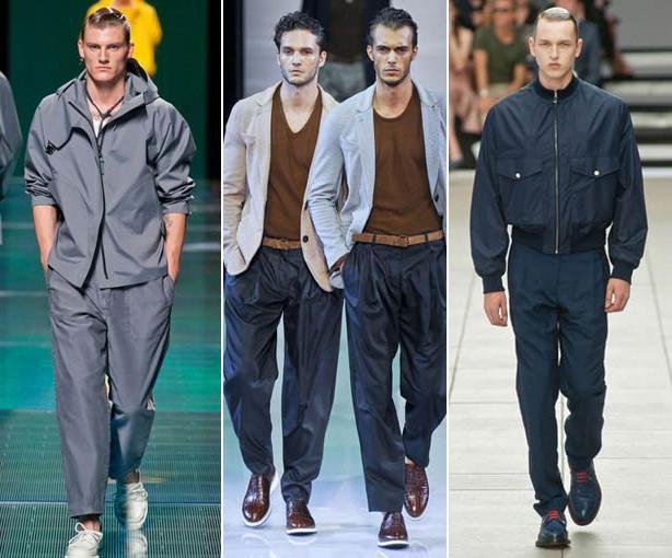 Современный спортивный стиль одежды