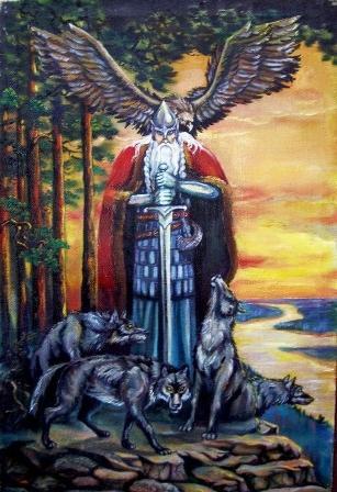 мифы древних славян картинки