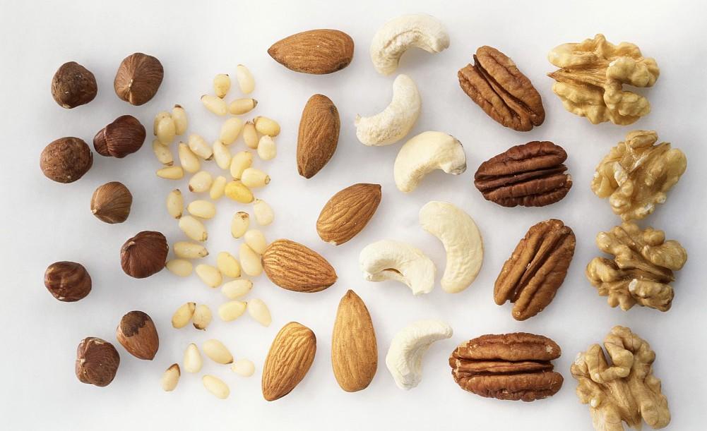 орехи при панкреатите