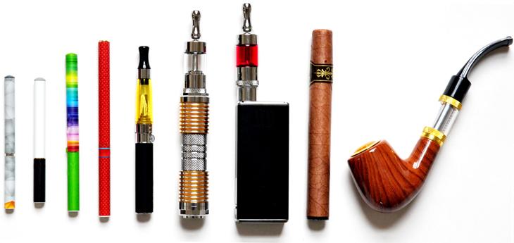 Сигареты с малым содержанием смолы