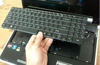 Почему не пишет клавиатура на ноутбуке