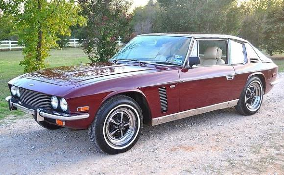 jensen interceptor 1971