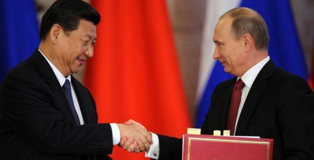 газовый контракт с китаем