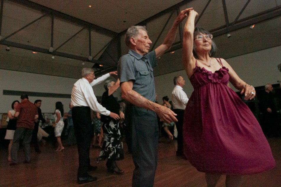 dance rotation