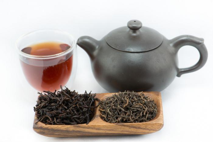 Пуэр – чай красоты и вечной молодости