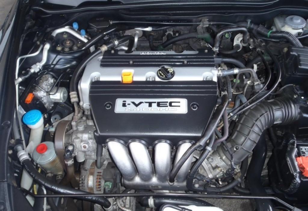 Двигатель DOHC 16V