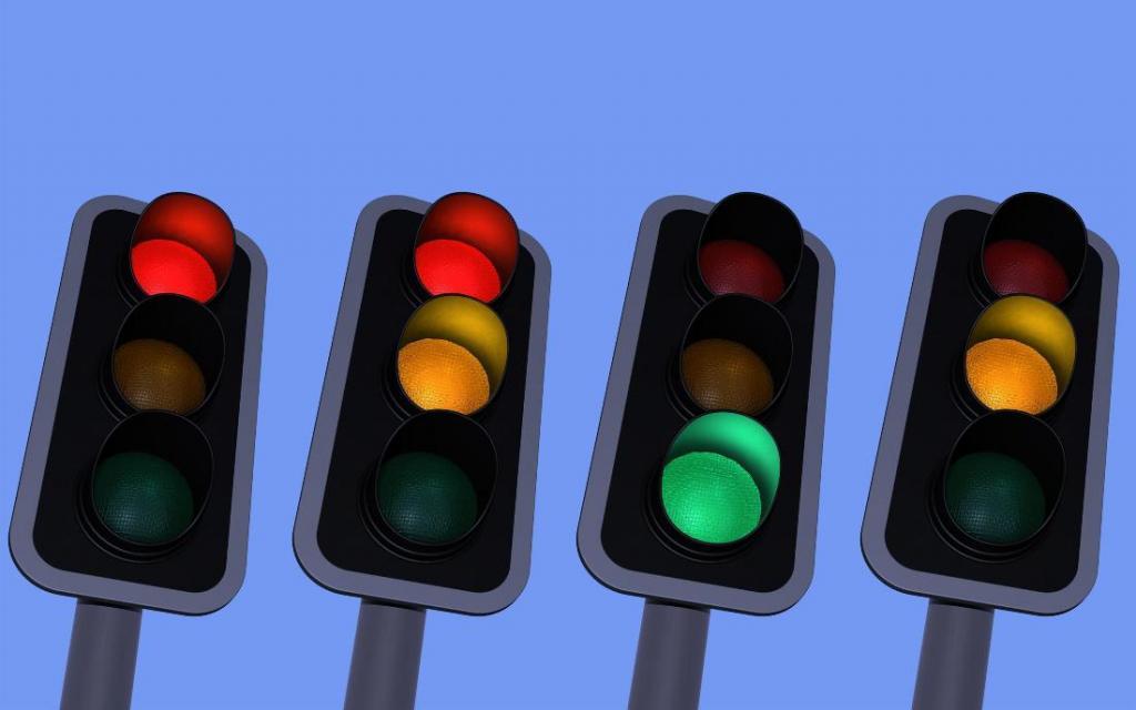 Регулирование дорожного движения: правила и основные сигналы