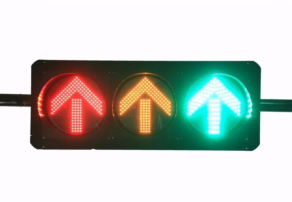 Сигналы регулирования дорожного движения