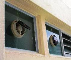 вытяжные вентиляторы для ванных комнат