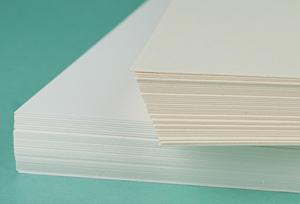 плотность бумаги для визиток