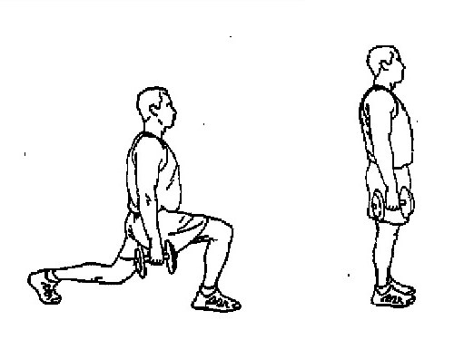 Выполняя нагрузку на мышцы бицепса