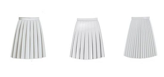 Престижная юбка в складку — атрибут базисного гардероба хоть…