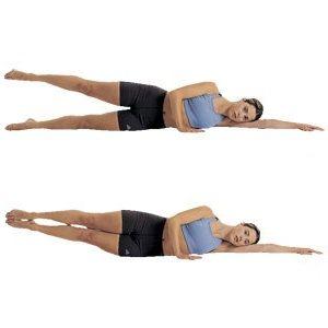 Эффективные упражнения для похудения внутренней части бедер
