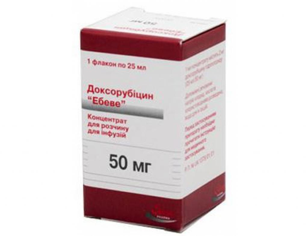 доксорубицин при операции