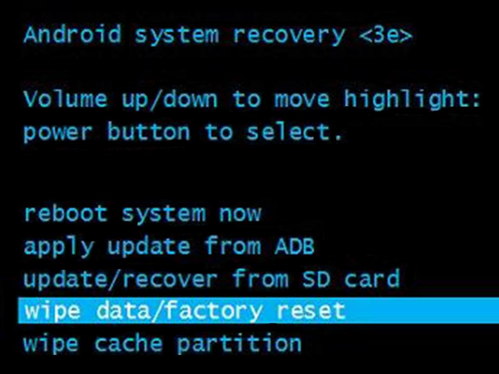 """Что делать если телефон пишет нет команды. Ошибка """"Команды нет"""" (Android): что делать?"""