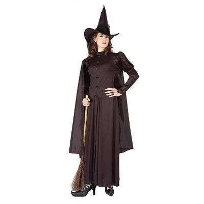 Как сделать костюм ведьмы? - photo#16