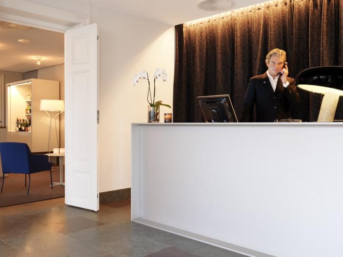 администратор гостиницы курсовая