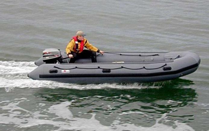 маломерные резиновые лодки