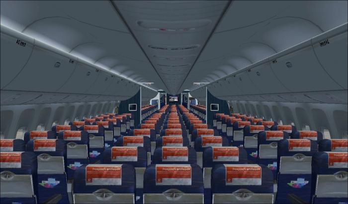 Аэрофлот Боинг 777300 схема салона описание и