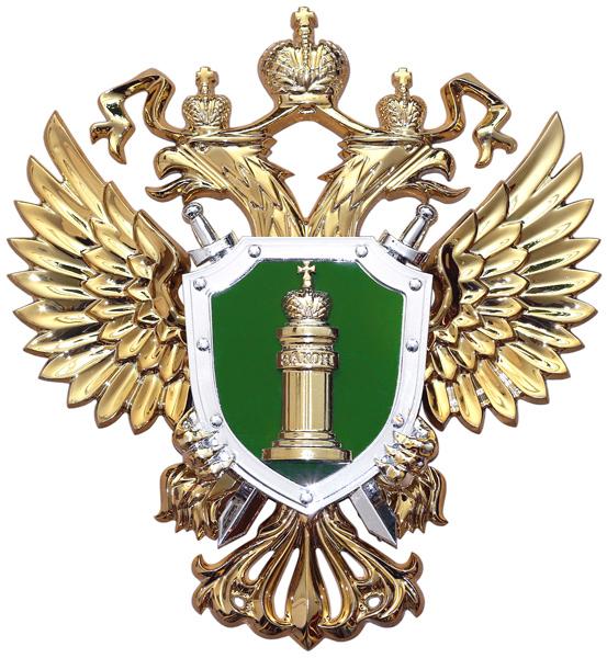 Герб Прокуратуры РФ или знак?