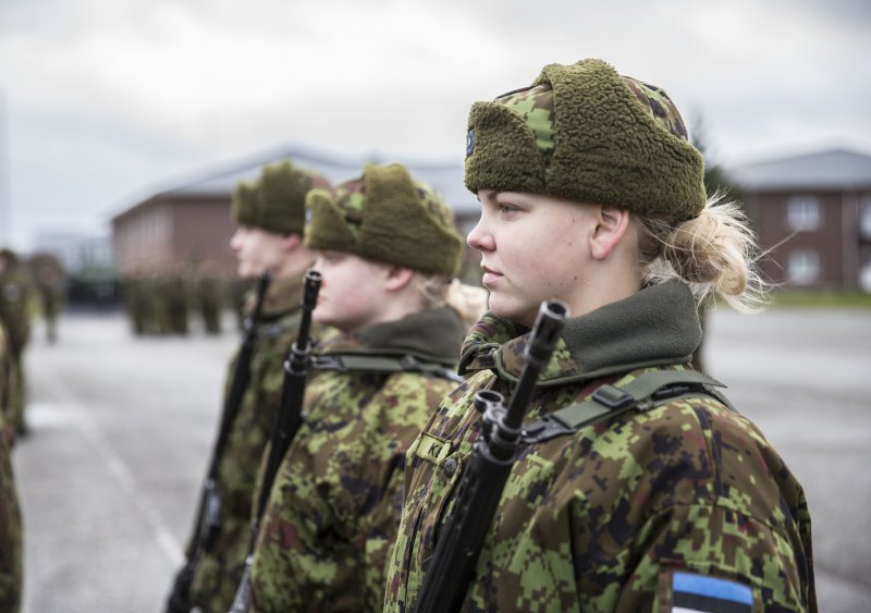 Вооруженные силы Эстонии: силы обороны от России