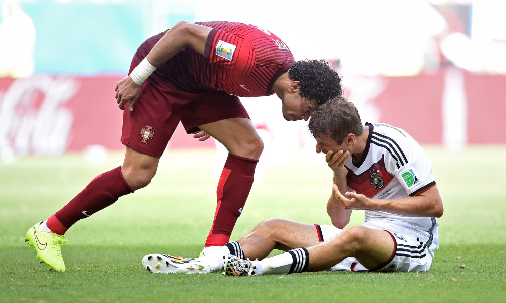 Pepe and Muller