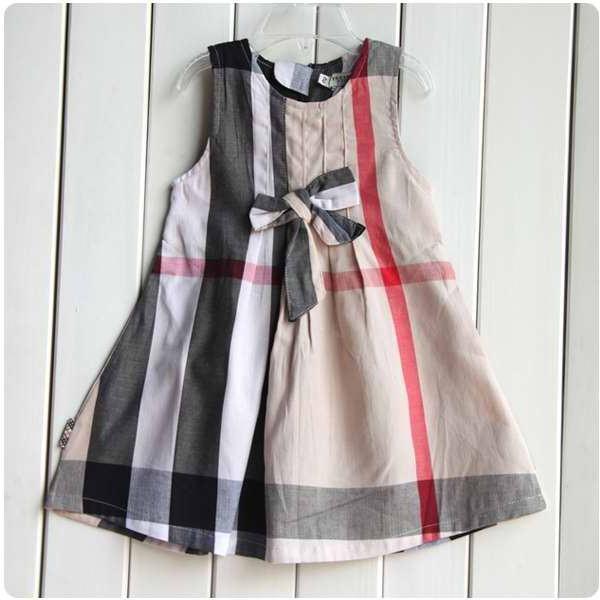 Шьем платья для девочки выкройки