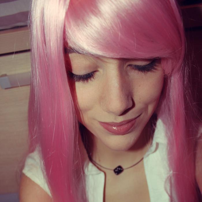 Розовые волосы на вкус и цвет