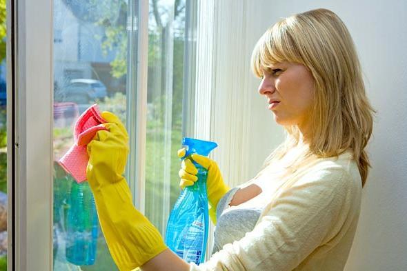 Как мыть пластиковое окно без разводов в домашних условиях 147