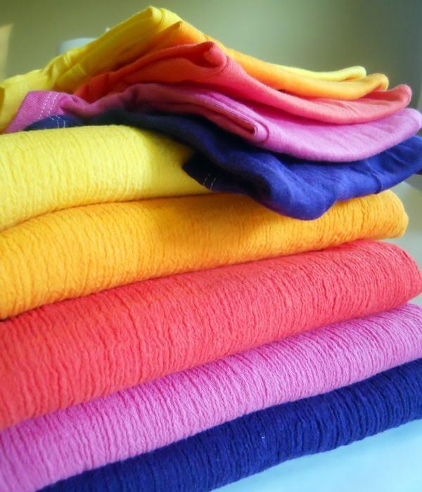 краситель для ткани