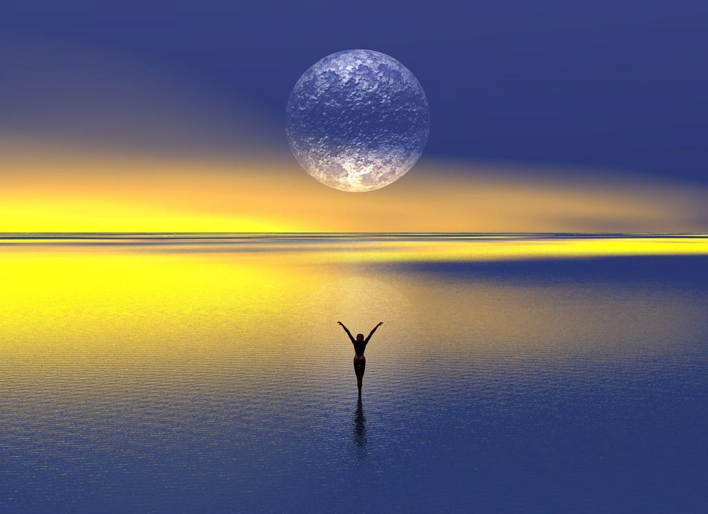 луна картинки красивые эзотерические открытки можно