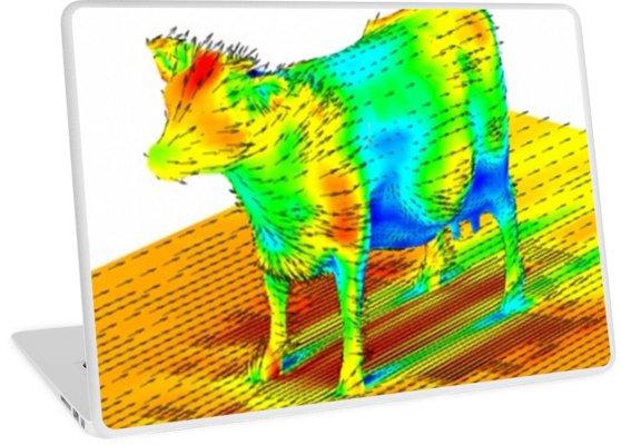 Аэродинамика коровы