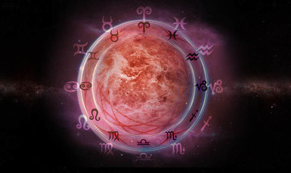 Venus in the 9th house of a man