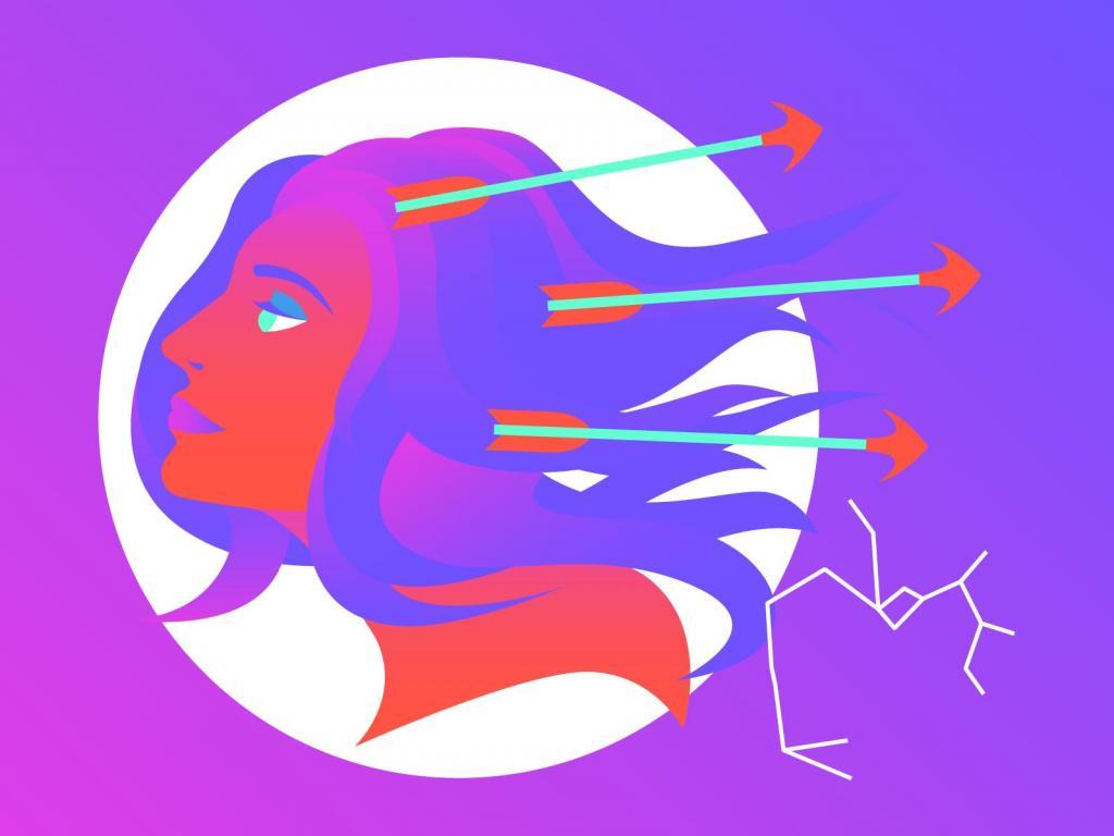 Lady Sagittarius